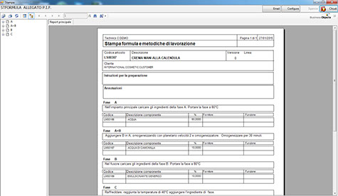 Technics Software| Formulation research and developement